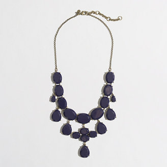 J.Crew Factory Factory dangling jewels necklace