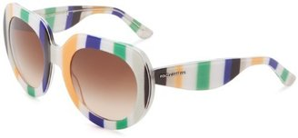 Dolce & Gabbana Womens Stripes Special Project Sunglasses