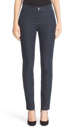Lafayette 148 New York 'Primo Denim' Curvy Fit Slim Leg Jeans