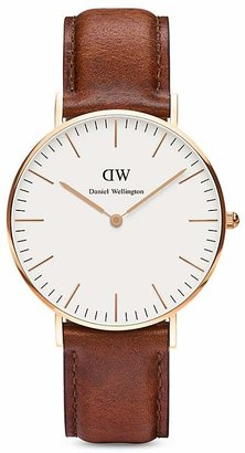 Daniel Wellington Classic St. Andrews Watch, 36mm $199 thestylecure.com
