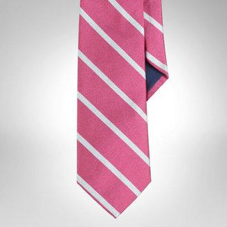 Polo Ralph Lauren Striped Silk Repp Tie