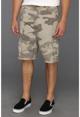 Quiksilver Waterman - Lost And Found Short (Camo) - Apparel