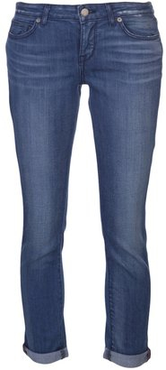 Rich & Skinny Relaxed ankle crop denim