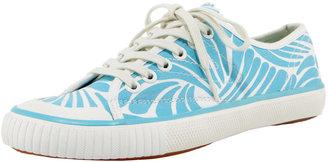 Kate Spade Trey Printed Canvas Sneaker