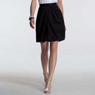 Anne Klein Radzimir Pleated Bubble Skirt