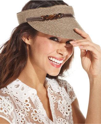 Nine West Hat, Packable Visor