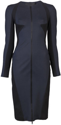 Cushnie et Ochs Wet Suit Dress