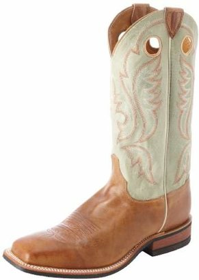 """Justin Boots Men's U.S.A. Bent Rail Collection 13"""" Boot Wide Square Double Stitch Toe Performance Performance Rubber Outsole"""