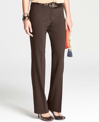 Ann Taylor Tall Signature Tropical Wool Trousers