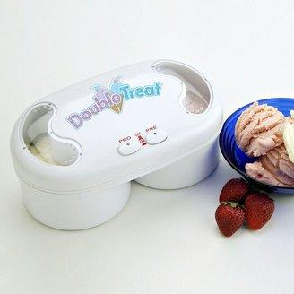 Koolatron Total Chef Double Treat Ice Cream Maker