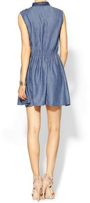 Isabel Lu Denim Dress