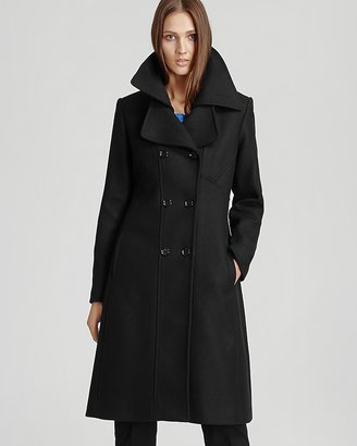 Reiss Coat - Board Large Collar