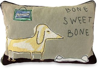 Bed Bath & Beyond PB Paws Pet Collection Bone Sweet Bone Tapestry Decorative Pillows (Set of 2)