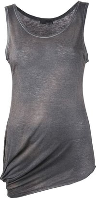 Avant Toi scoop neck tank