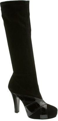 Nanette Lepore 'Seductress' Stretch Suede Boot