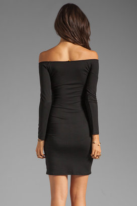 Rachel Pally Jagger Off the Shoulder Dress