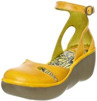 Fly London Women's Bessie Ankle-Strap Sandal