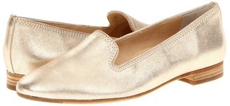 Paul Green Regis Flat (Gold Metallic) - Footwear