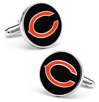 Cufflinks Inc. Men's Cufflinks, Inc. 'Chicago Bears' Cuff Links