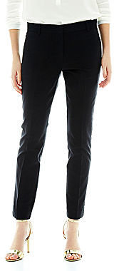 Joe Fresh Slim-Fit Straight-Leg Pants
