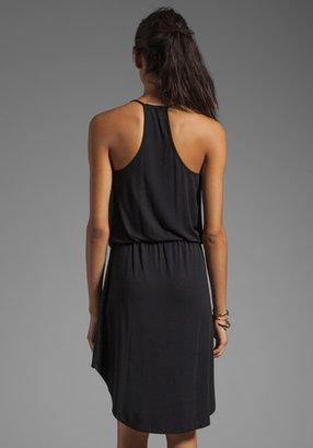 krisa Hi Lo Racerback Dress