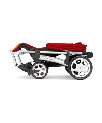 Mamas and Papas Sola Stroller - Red