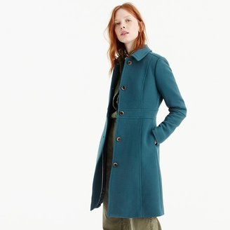 Italian double-cloth wool lady day coat with Thinsulate® $350 thestylecure.com