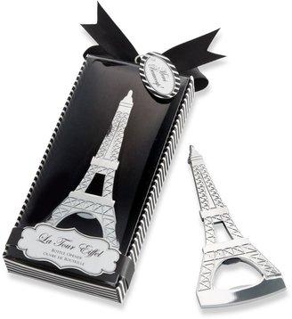 Bed Bath & Beyond Kate Aspen® La Tour Eiffel Chrome Bottle Opener