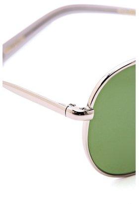 Cat Eye GARRETT LEIGHT Speedway Sunglasses