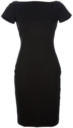 DSquared Dsquared2 slim fit backless dress