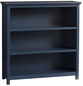 Pottery Barn Kids Cameron 3-Shelf Bookcase, Navy, Standard UPS Delivery