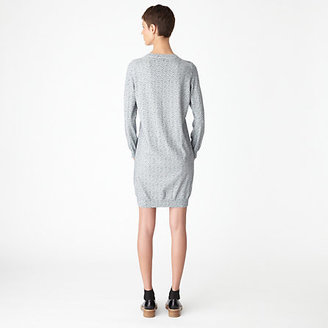 A.P.C. printed sweater dress