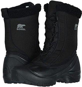 Sorel Snow Angeltm Lace (Black) Women's Boots