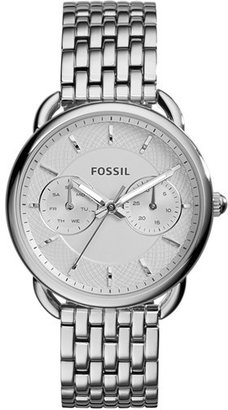 Women's Fossil 'Tailor' Multifunction Bracelet Watch, 16Mm $125 thestylecure.com