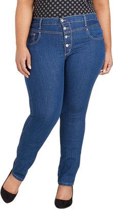 Karaoke Songstress Jeans in Plus Size