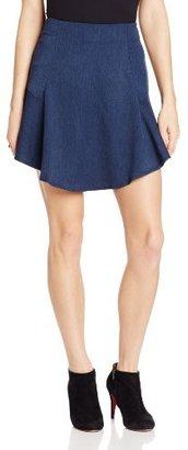 Funktional Women's Eclipse High Waist Flare Skirt