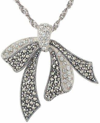 Swarovski Suspicion Sterling Crystal Pendant w/Chain