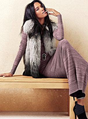 Victoria's Secret Knit Maxi Dress