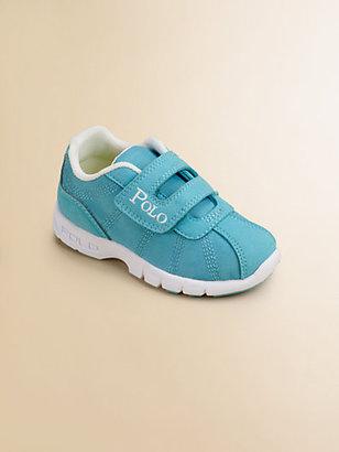 Ralph Lauren Infant's & Toddler Girl's Traxx EZ Sneakers