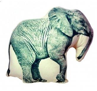 Design Public Pin It Mini Animal Pillows - Baby Elephant