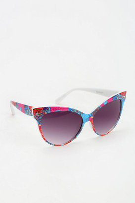 Cat Eye Tropic Mambo Cat-Eye Sunglasses
