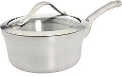 Calphalon Contemporary Stainless Steel 1 1/2qt. Sauce Pan
