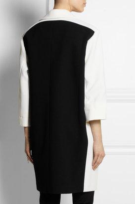Roland Mouret Paddington wool-crepe coat
