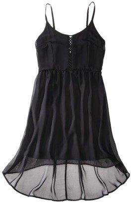 Xhilaration Juniors Sleeveless High Low Dress - Assorted Colors