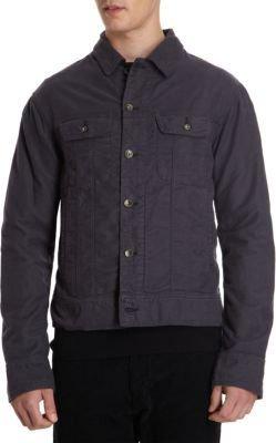 Rag and Bone Rag & Bone Slim Fit Button Jacket
