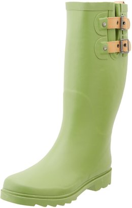 Chooka Women's Top Solid Tall Rain Boot