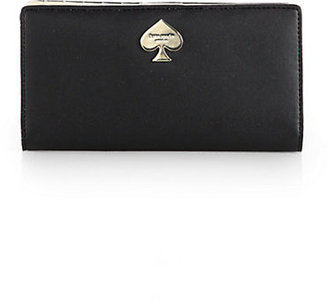 Kate Spade Cobblestone Park Stacey Continental Wallet