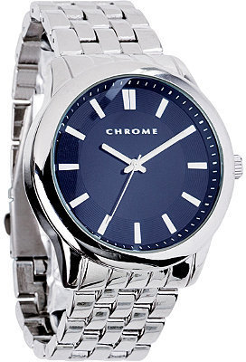Azzaro FREE watch w/any large size spray Chrome Men's Fragrance Collection purchase