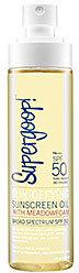 Supergoop! Sun-Defying Sunscreen Oil Broad Spectrum SPF 50