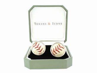 Other Designers MLB Baseball Cuff Links